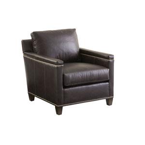 Carrera Brown Strada Leather Chair