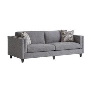 Santana Gray Brenner Sofa