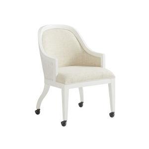 Ocean Breeze White Bayview Arm Chair