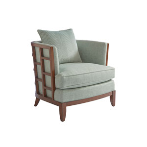 Ocean Club Brown and Green Abaco Chair