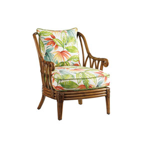 Tommy Bahama Upholstery Multicolor Ocean Breeze Chair