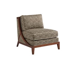 Island Fusion Brown Tasman Chair