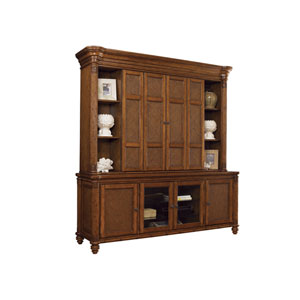 Island Estate Brown Blake Island Entertainment Console
