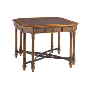 Island Estate Brown Samba Game Table
