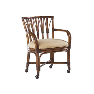 Island Estate Brown and Ivory Samba Game Chair