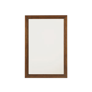 Ocean Club Brown Somerset Mirror