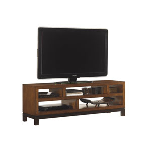 Ocean Club Brown Pacifica Media Console