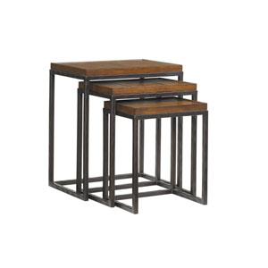 Ocean Club Brown Ocean Reef Nesting Tables