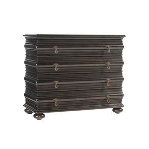 Royal Kahala Mahogany Black Sands Night Chest
