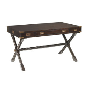 Royal Kahala Mahogany Poets Crossing Writing Desk