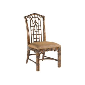 Royal Kahala Gold Pacific Rim Side Chair