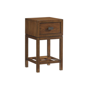 Island Fusion Brown Hana Night Table