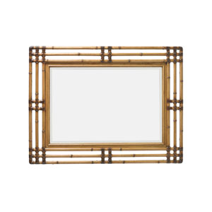 Twin Palms Brown Savana Mirror