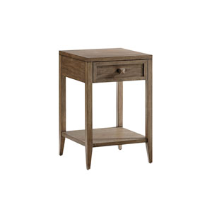 Cypress Point Brown Ellsworth Night Table