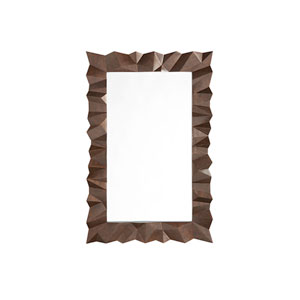 Los Altos Aged Bronze Carlisle Rectangular Mirror