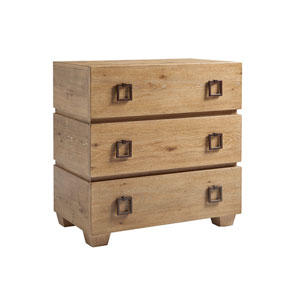 Los Altos Brown Hanbury Nightstand