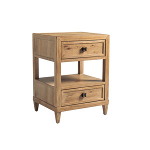Los Altos Brown Reston Night Table