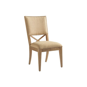 Los Altos Gold Alderman Upholstered Side Chair