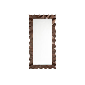 Los Altos Aged Bronze Atherton Floor Mirror