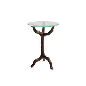 Los Altos Metal Trieste Twig Accent Table