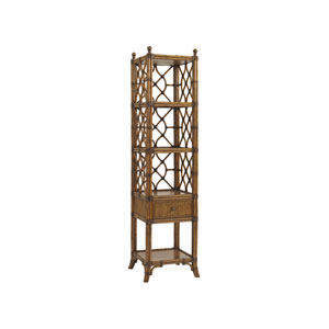 Bali Hai Brown Atlantis Etagere