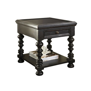 Kingstown Tamarind Explorer End Table