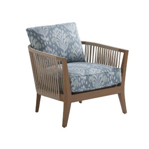 St Tropez Natural Teak Occasional Chair