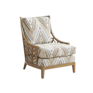 Los Altos Valley View Brown Occasional Chair