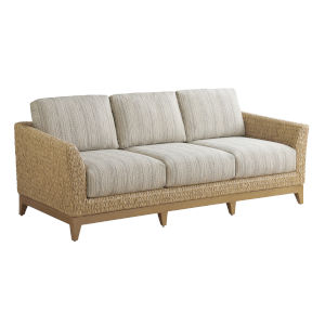 Los Altos Valley View Brown and Gray Sofa