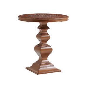 Harbor Isle Brown Bistro Dining Table