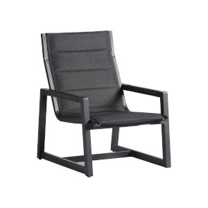 South Beach Dark Graphite Lounge Chair