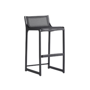 South Beach Dark Graphite 31-Inch Bar Stool