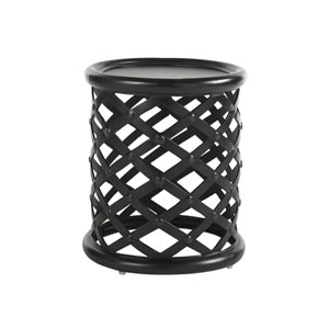 Kingstown Sedona Ebony Accent Table