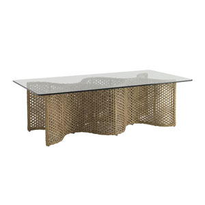 Aviano Brown Cocktail Table