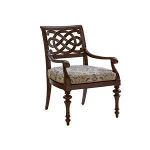 Royal Kahala Black Sands Dark Brown Dining Chair