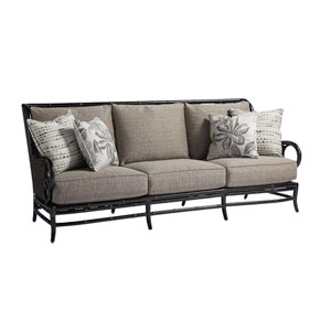 Marimba Black and Gray Sofa
