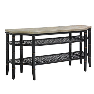 Marimba Black Sideboard