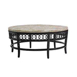 Marimba Black Cocktail Table