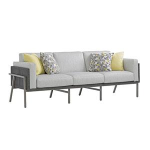 Del Mar Gray Sofa