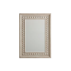 Malibu Warm Taupe 52 x 37 Inch Las Flores Mirror