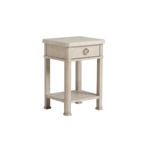 Malibu Warm Taupe 20-Inch Escondido Night Table