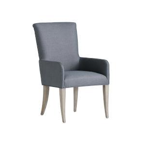 Malibu Warm Taupe Arm Chair