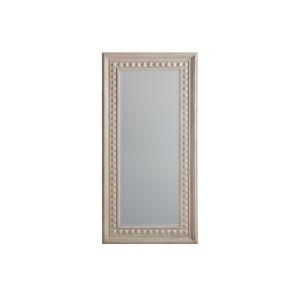 Malibu Warm Taupe 40 x 80 Inch Carbon Floor Mirror
