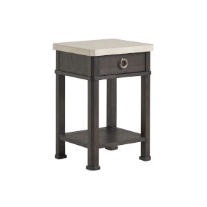 Malibu Rich Expresso 20-Inch Escondido Night Table