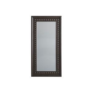 Malibu Rich Expresso 40 x 80 Inch Carbon Floor Mirror