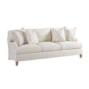 Upholstery White Grady Sofa