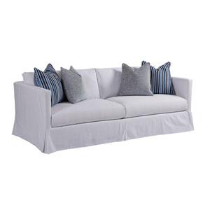 Upholstery White Marina Slipcover Sofa