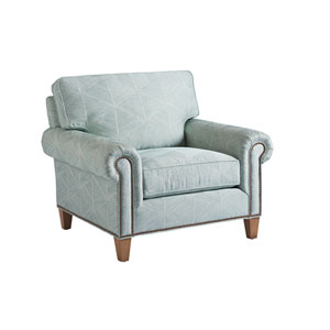 Upholstery Green Watermill Chair