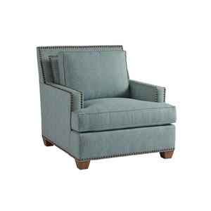 Upholstery Gray Morgan Chair