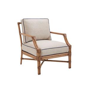 Upholstery Beige Redondo Chair
